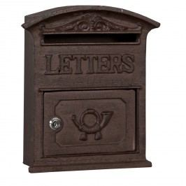 Schránka na poštu v retro stylu Letters