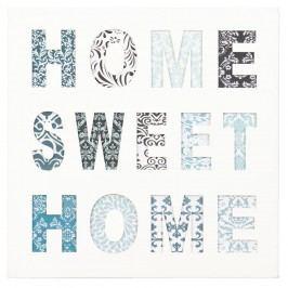 Nástěnný dekor Home Sweet Home