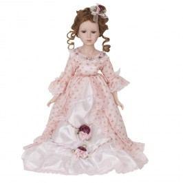 Dekorativní porcelánová panenka