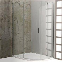 Sprchový kout Polysan VITRA LINE ,1/4 kruh 200x900mm,R550,L,čiré sklo