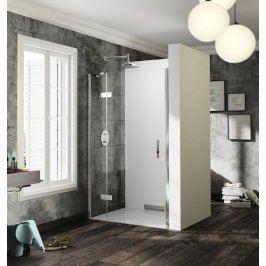 Sprchové dveře 120x200 cm levá Huppe Solva pure chrom lesklý ST0404.092.322