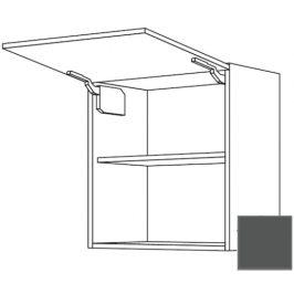 Kuchyňská skříňka horní Naturel Terry24 výklopná 60 cm břidlicová šedá 334.WM6002