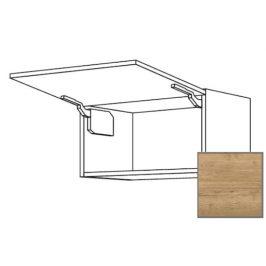 Kuchyňská skříňka horní Naturel Sente24 výklopná 90 cm dub sierra 405.WK9036