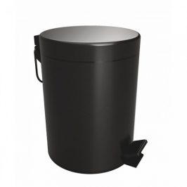 Odpadkový koš Bemeta Noir černý 104315010 5l, soft close