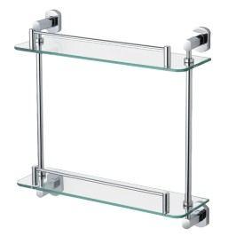 Optima Polička nástěnná Cube Way 40 cm SPI44