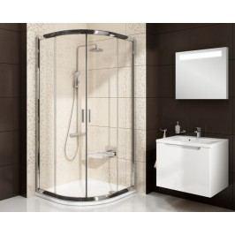Sprchový kout RAVAK BLCP4-90 satin +Transparent 3B270U00Z1