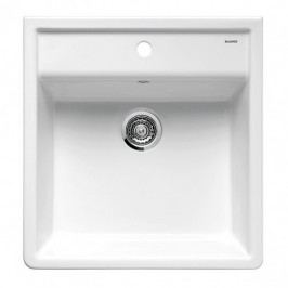 Blanco dřez Panor 600x630 keramický bílý 514486 Kuchyňské dřezy