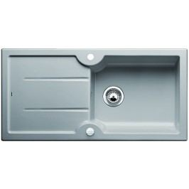 Blanco dřez Idessa XL 6 S aluminium 520313
