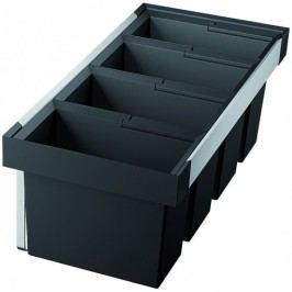 Odpadkový koš Blanco FLEXON II 90/4 4x19 L 521475