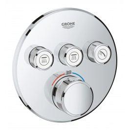 Termostat Grohe Smart Control s termostatickou baterií chrom 29121000