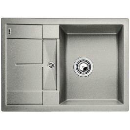 Dřez Blanco Metra 45 S 68x50 cm stříbrná 520569