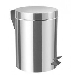 Odpadkový koš volně stojící Jika Generic 5 l nerez lesk H3893D30042001