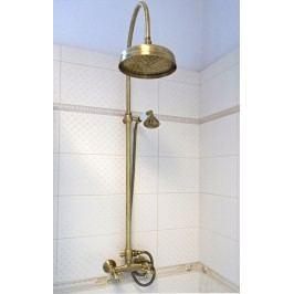 Sprchový systém Paffoni Retro Shower, 1 funkce ZCOL000BR