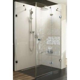 Sprchový kout RAVAK BSDPS-100/100 R chrom+transparent 0UPA0A00Z1