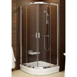 Sprchový kout RAVAK BLCP4-90 satin+Grape 3B270U00ZG