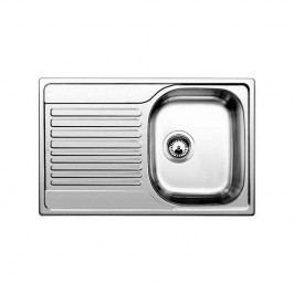 Dřez Blanco TIPO 45 S Compact nerez kartáčovaný 513442