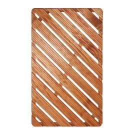 Aris Sprchová rohož-dřevo 100x60x4cm ROHOZ12080