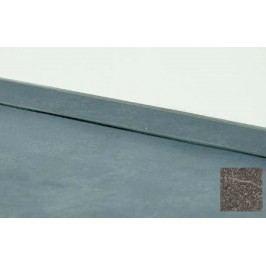 Těsnící lišta Naturel 400 cm granit 115.WAP400