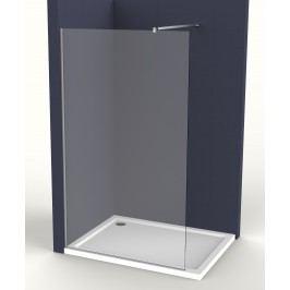 Pevná stěna Anima Walk-in 110 cm, čiré sklo, chrom profil WI110