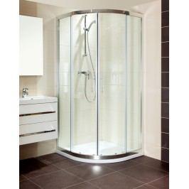 Sprchový kout Anima T-Silent čtvrtkruh 90 cm, R 550, čiré sklo, chrom profil TSIS90CRT